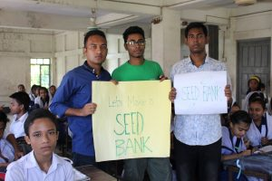 Climate Action Idea: Seed Bank