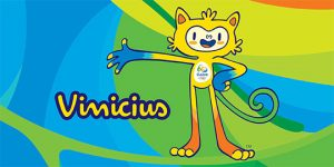 mascot of Olympic 2016