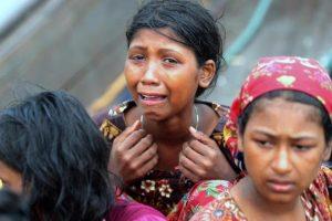 The core debate on Rohingya issue in international relations