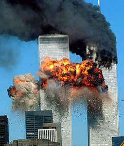 9/11 tragedy and American narcissism