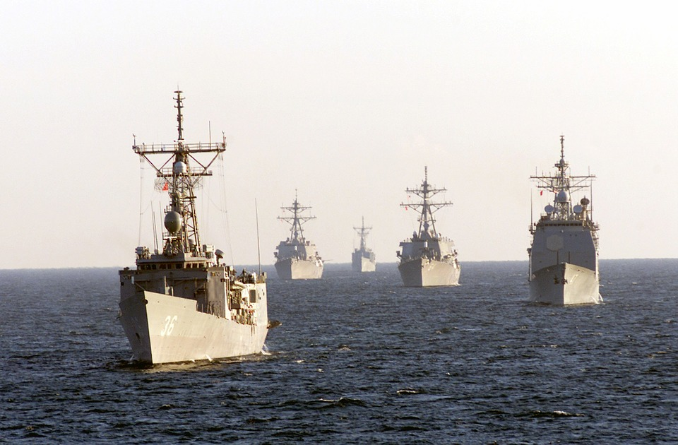 The Geopolitical and Strategic Landscape of South China Sea