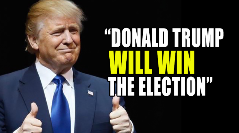 Will Trump win the Presidency??