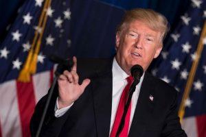 Donald Trump wins in Electoral College Vote