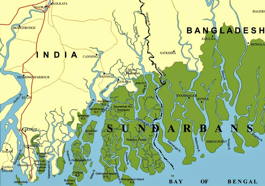 Importance of Sundarban to Bangladesh
