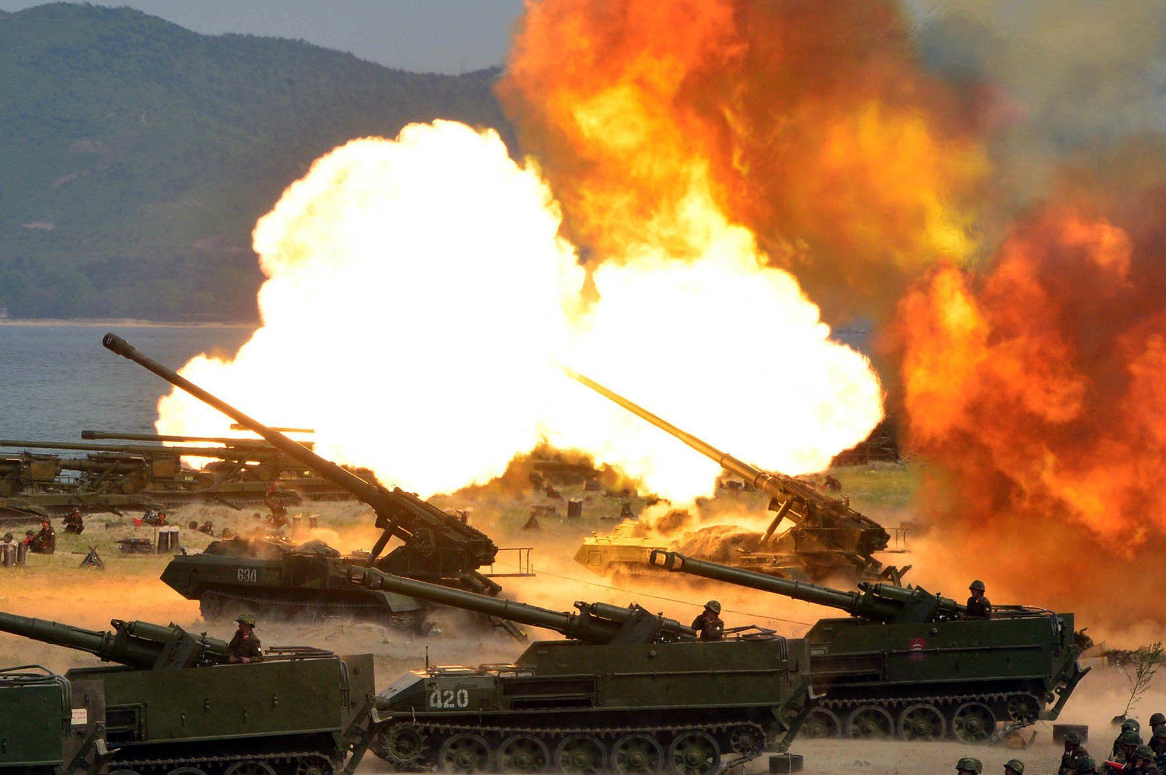 United States vs. North Korea