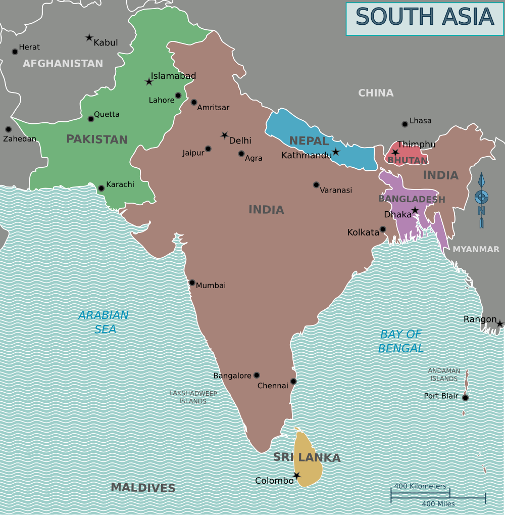 Security Complexities of South Asia and its impact on integrity of SAARC
