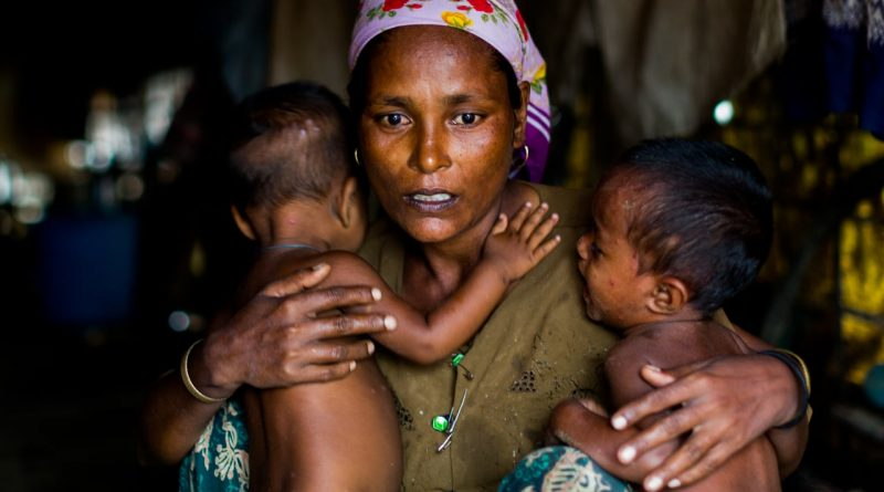 Rohingya Crisis in the lence of Human Rights