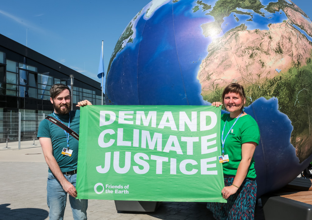 Climate Justice: From the Perspectives of Diplomacy, Science & Law