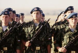 Assessing risk of new war in Eastern Europe