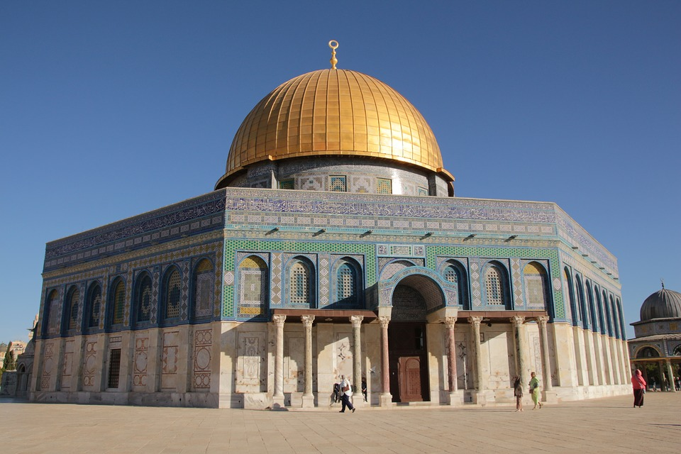 Jerusalem conflict summery
