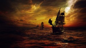 The History of Maritime Piracy in the Indian Ocean