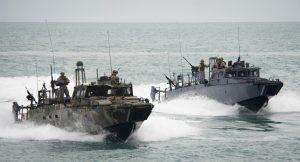 Power Struggle in Arabian Sea: a contemporary analysis