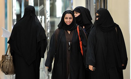 The Changing Face of Saudi Women: The Sight of the Bigger Picture