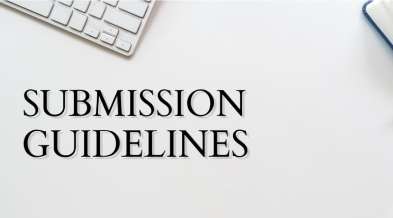 submission guideline in IA