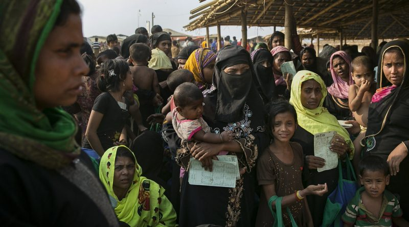Who are the Rohingyas?