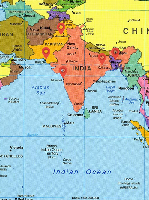 Role of China in South Asia as a Country Leading the BRI