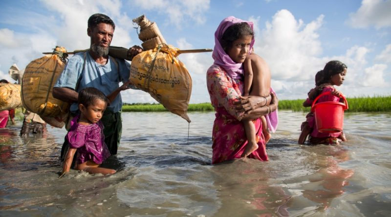Rohingya Refugee Crisis in Bangladesh: Question of Legitimacy and Obligations
