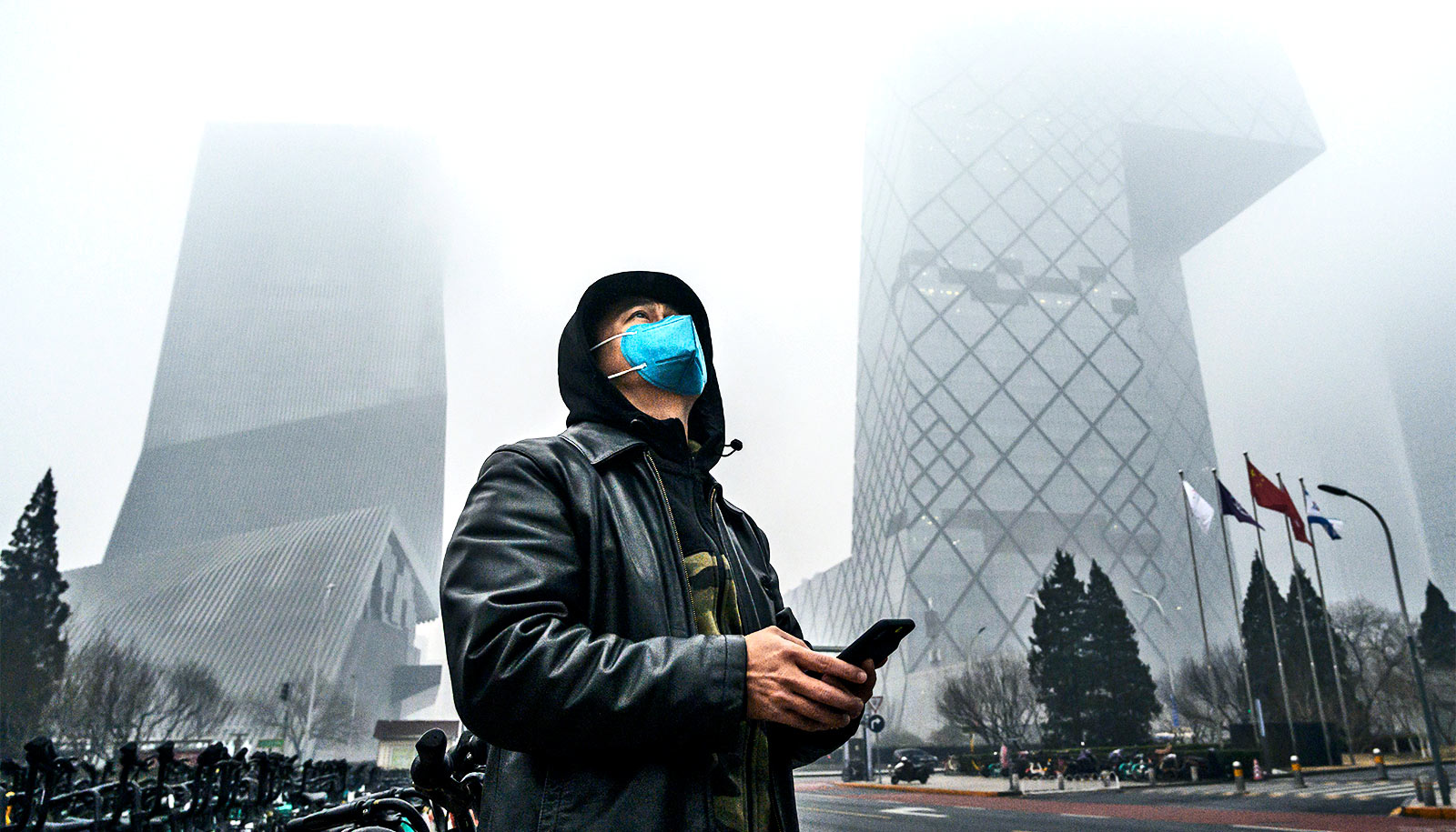 Transboundary Pollution from China and Its Impact on South Korea