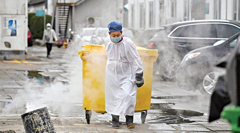 Biomedical waste amid COVID-19 in Bangladesh