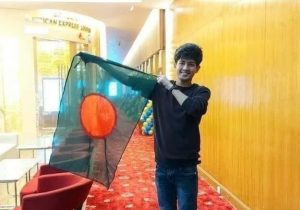 17thInternational Children's Peace Prize Winner