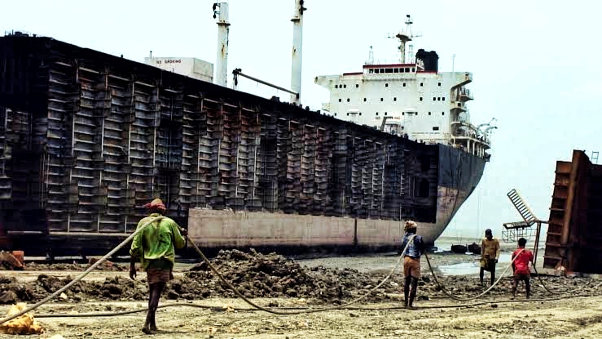 Deathtrap in the Shores: Counting the Cost of Shipbreaking Yards in Bangladesh