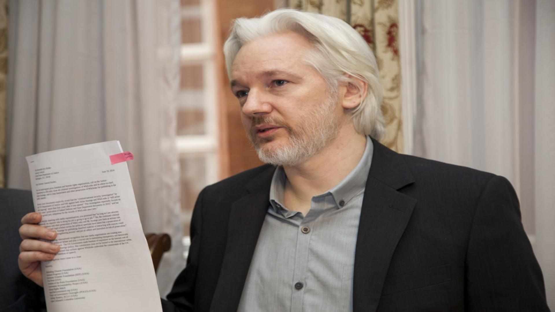 Julian Assange Verdict: Deathbed For Freedom of Speech